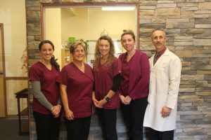 Carone Chiropractic Center Staff